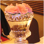 Flower Urn Centerpiece