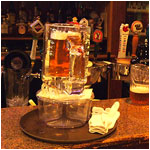 Giant Ice Beer Mug