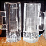 Giant Ice Beer Mugs