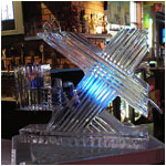 Abstract Luge
